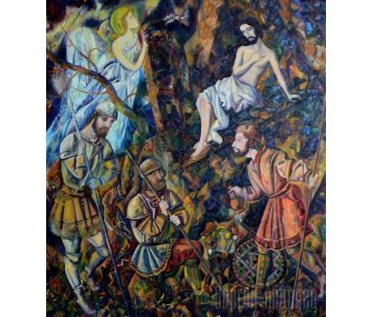 Картина на холсте Воскресение